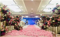西安陇海酒店婚宴价格