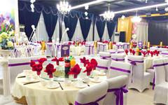西安国秀新苑婚宴价格