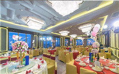 南京金鹰国际酒店婚宴价格