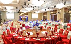 新华传媒粤海国际大酒店婚宴价格