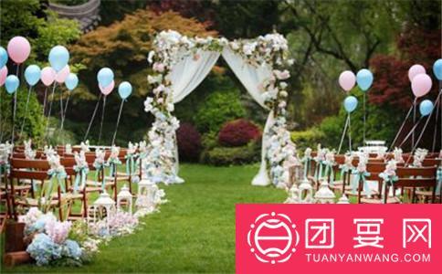 重庆户外婚礼
