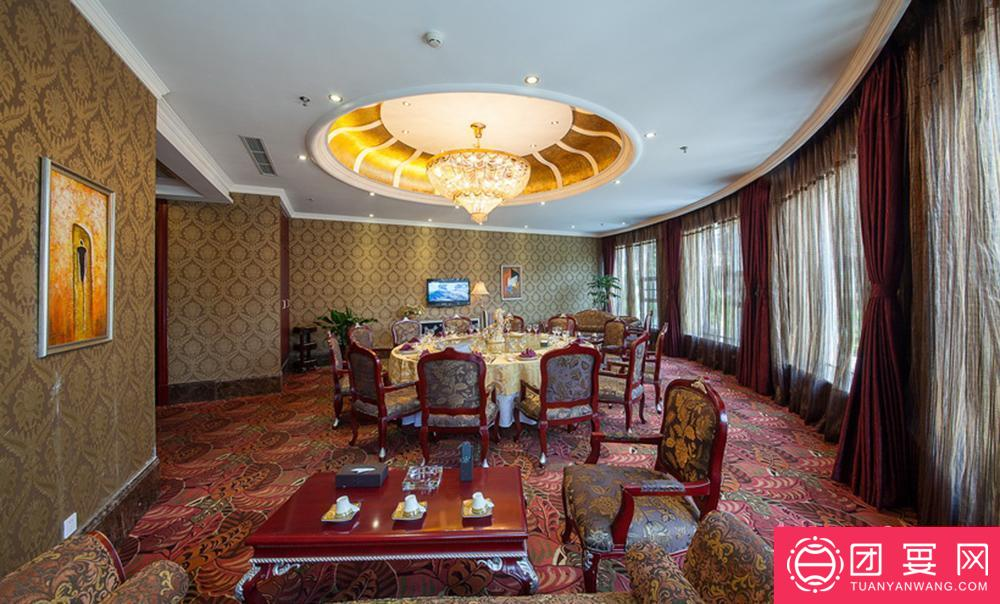 弗斯达酒店 天香阁酒楼婚宴图片