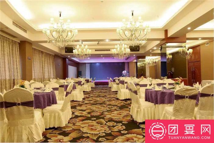 泊联汇大酒店婚宴图片