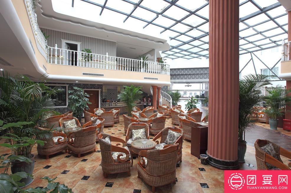 百港国际酒店婚宴图片