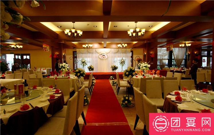 南草坪川桂轩酒楼婚宴图片