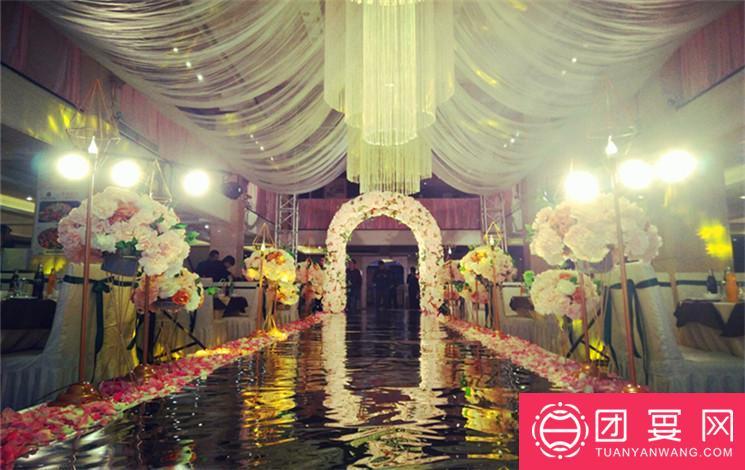 四方阁酒楼 水脉青龙婚宴图片
