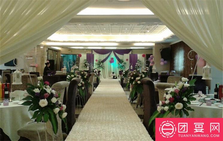 蓉杏酒楼婚宴图片