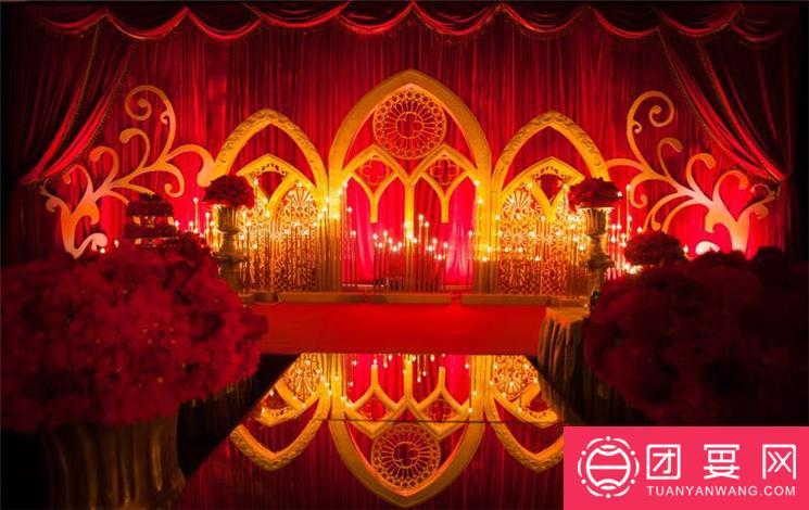 君顿花园酒店婚宴图片