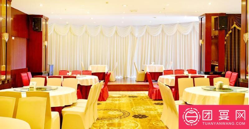 天府美丽华酒店婚宴图片