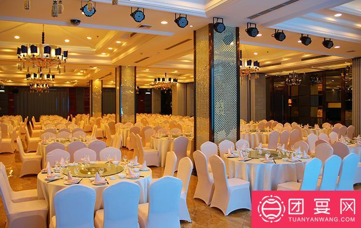 瑜彩峰饭店 大渡口店婚宴图片