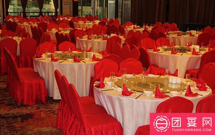 瑜彩峰饭店 两路店婚宴图片