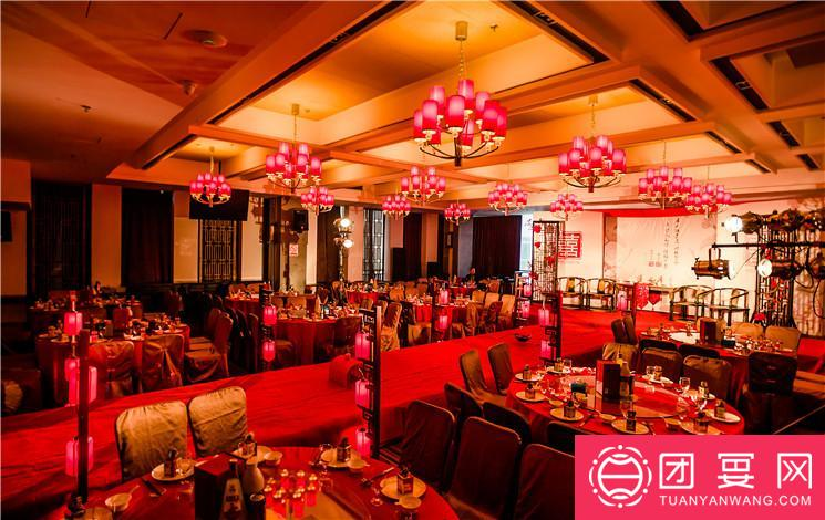 巴国布衣 天府店婚宴图片