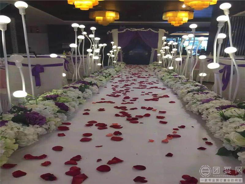 最忆锦城酒楼婚宴图片