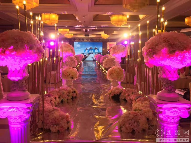 科华廊桥酒楼婚宴图片