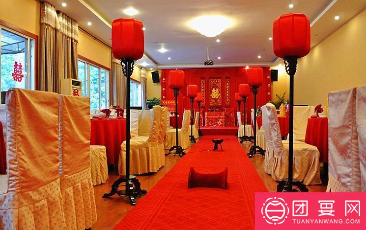 天香苑休闲庄婚宴图片