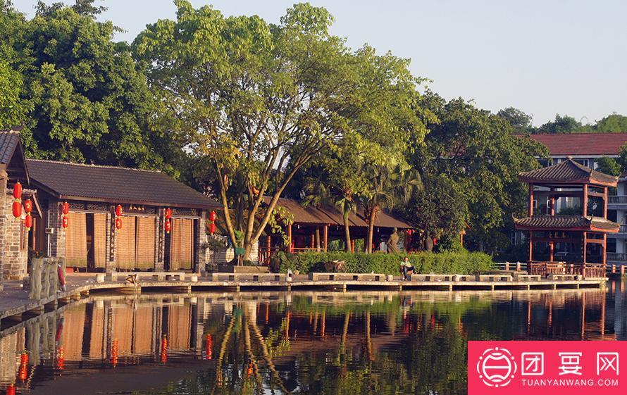 重庆龙虎休闲度假村婚宴图片