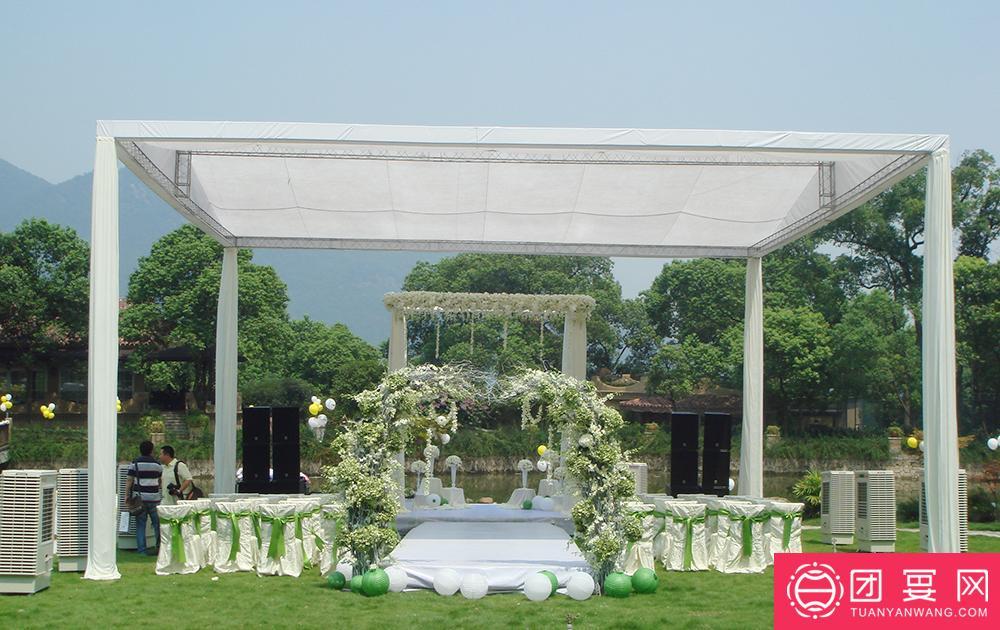 益邦南山会所婚宴图片