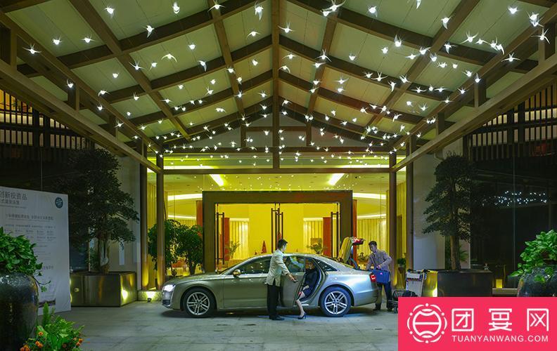 重庆心景酒店婚宴图片