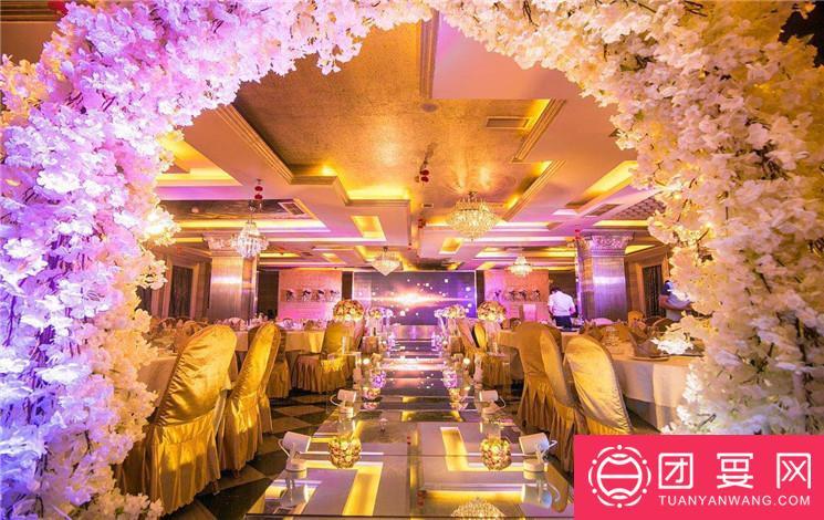 名流酒楼婚宴图片