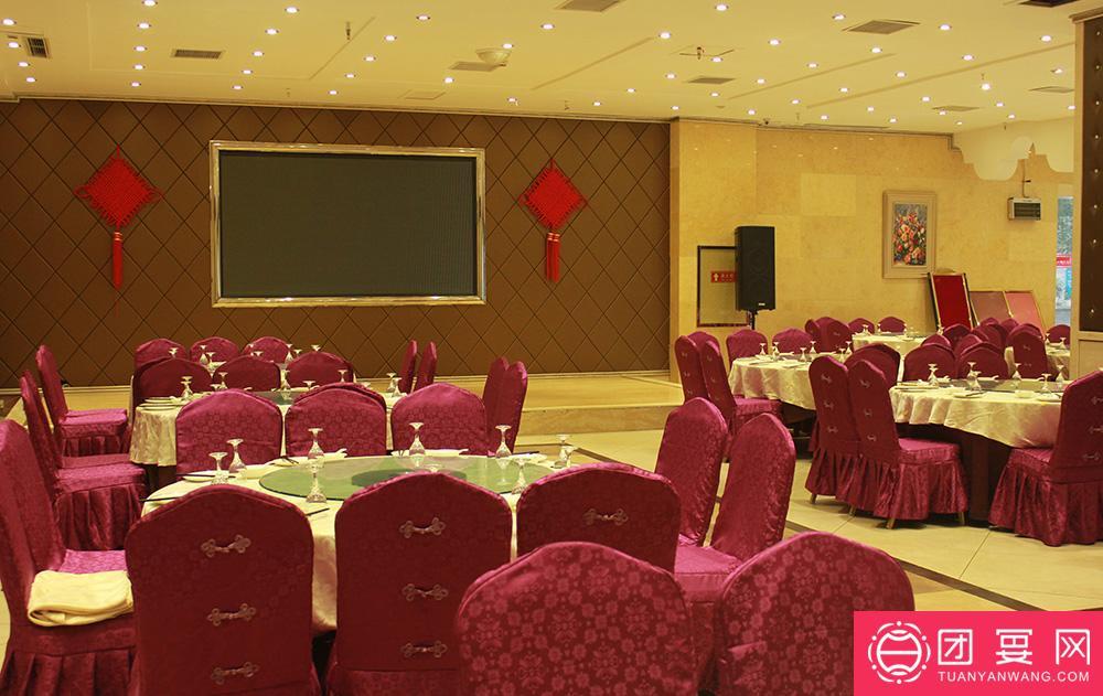 豪门盛宴大饭店婚宴图片