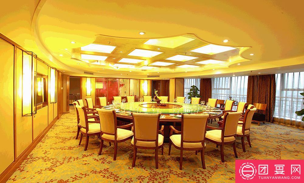龙威酒店婚宴图片
