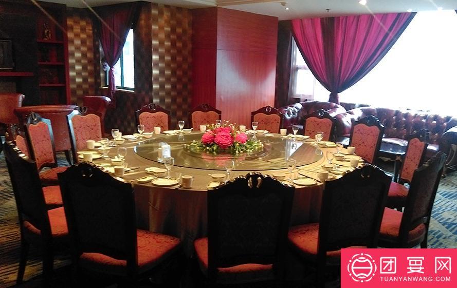 徐生记大酒楼 加州花园店婚宴图片