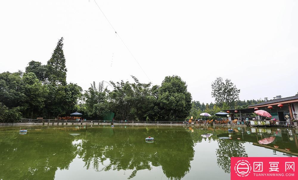 渔闲生态园婚宴图片