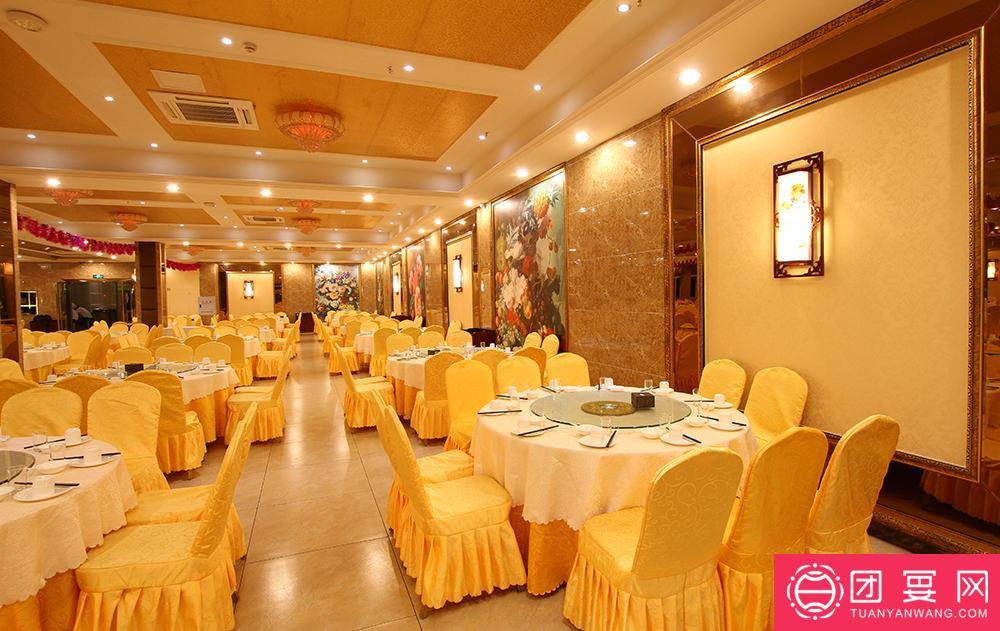 壹江圆大饭店婚宴图片