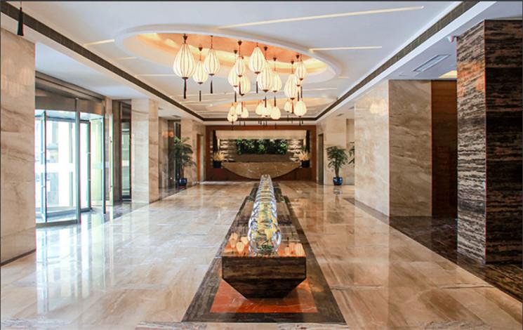重庆君顿秀邸酒店婚宴图片