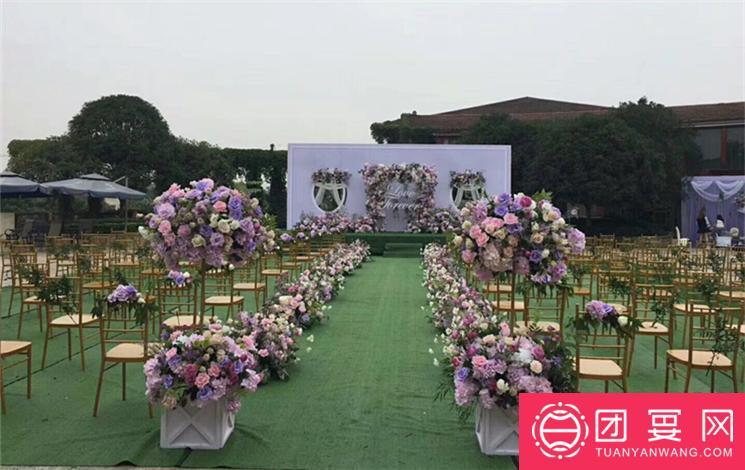 成都正熙雅居酒店婚宴图片