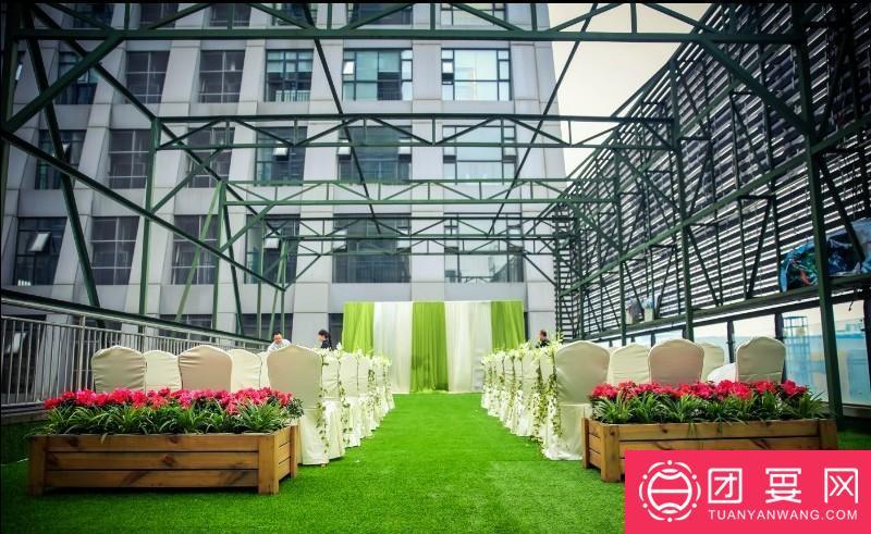 康普雷斯盛和花园酒楼婚宴图片