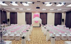 中州国际饭店纬三路店婚宴价格