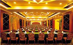 中州国际饭店农业路店婚宴价格