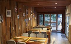 青桃花园餐厅