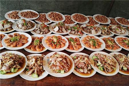 太原婚宴,农村婚宴菜单