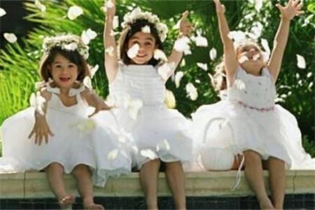 武汉婚宴网,婚礼花童