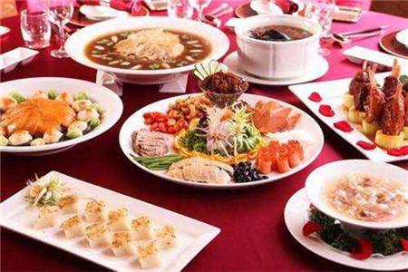 重庆寿宴酒店 寿宴菜单