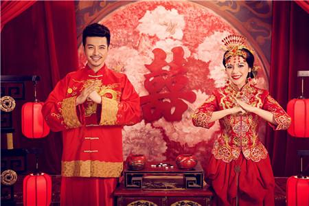 郑州中式婚礼