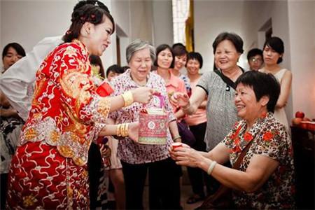 重庆中式婚礼 流程