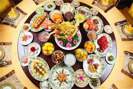 重庆婚礼酒店 婚宴菜单