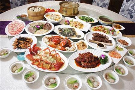 重庆中式婚礼 婚宴菜单