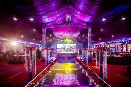 西安婚宴酒店