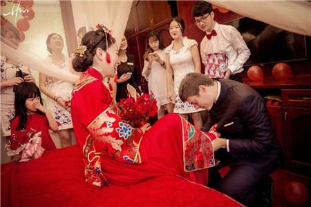重庆婚庆酒店 婚宴流程