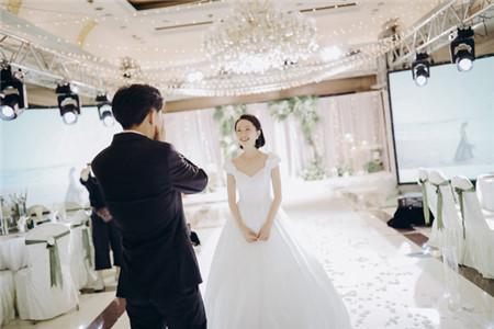 重庆西式婚礼 婚宴流程