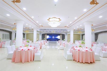 西安雁塔区附近婚宴酒店