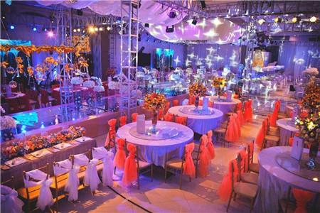 重庆适合办婚宴的酒店 婚礼场地
