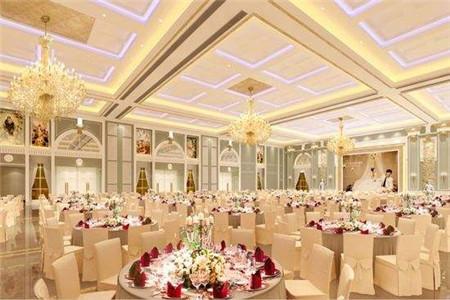 重庆适合办婚礼的酒店 酒店挑选