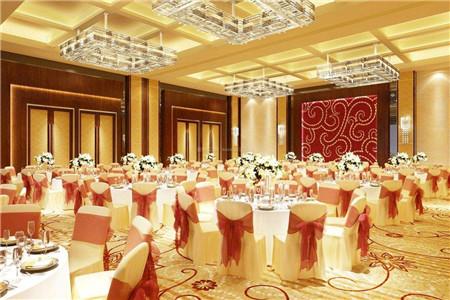 重庆办婚礼酒店多少钱 酒店挑选