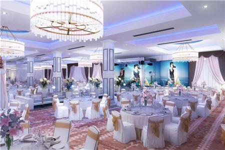西安婚宴酒店大全 西安适合办婚礼的酒店