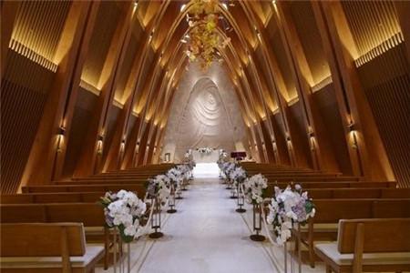 成都婚礼酒店 教堂婚礼